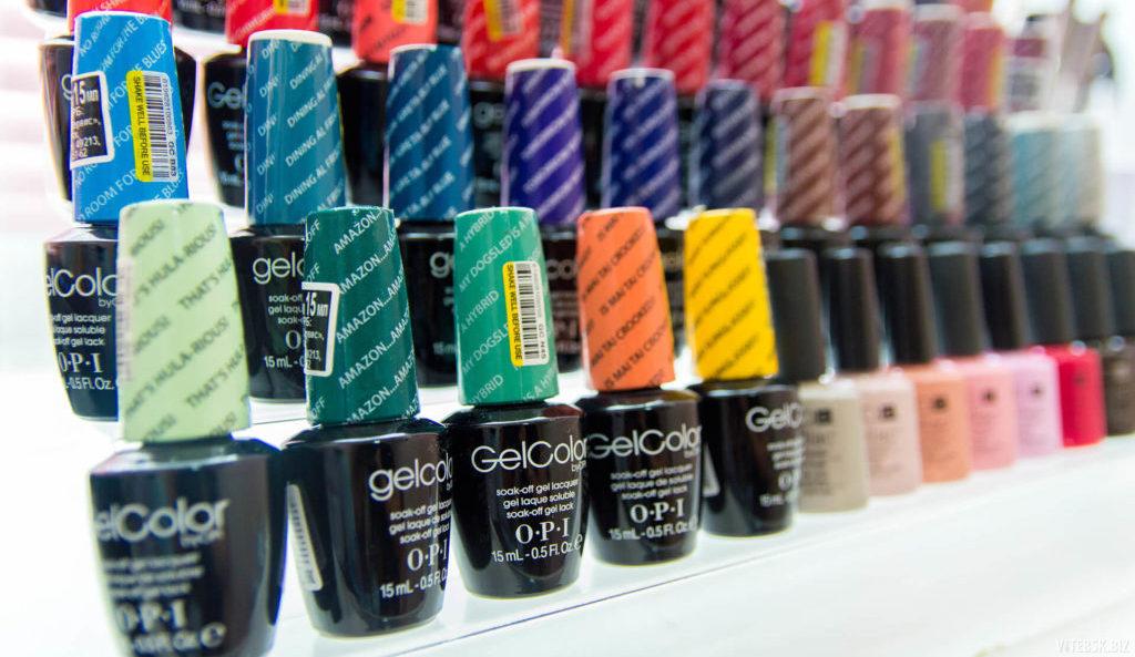 Гель-лаки и другие покрытия для ногтей