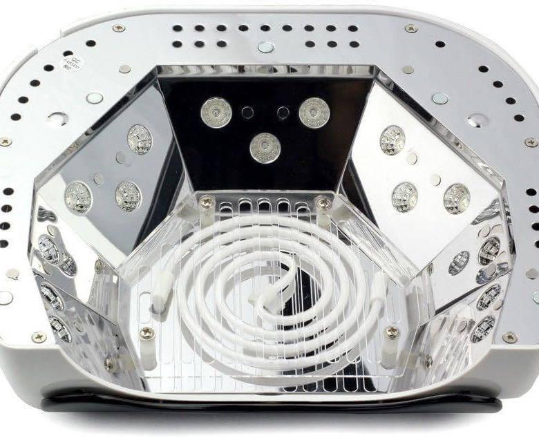 Как выглядит гибридная лампа
