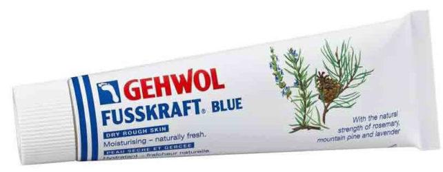 Голубой бальзам от Gehwol
