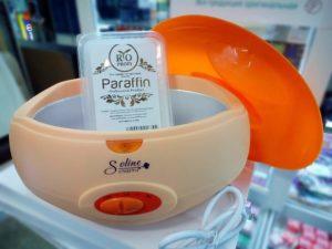 Выбор парафина для горячей парафинотерапии