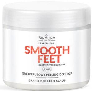 Грейпфрутовый скраб для ног Farmona Smooth Feet