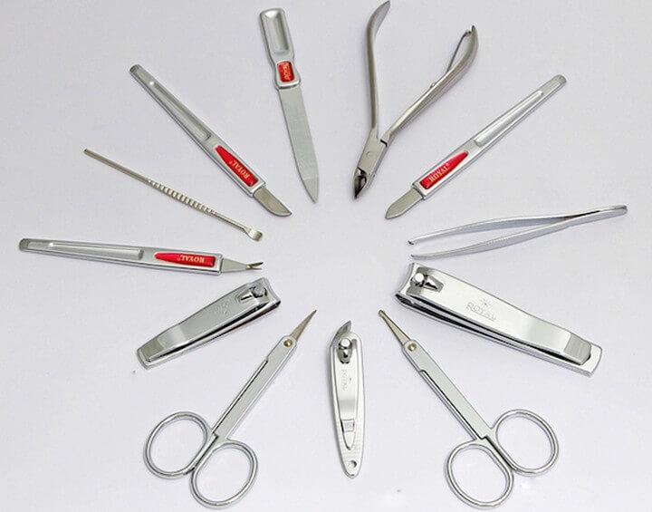 Правила проведения холодной стерилизации инструментов для маникюра