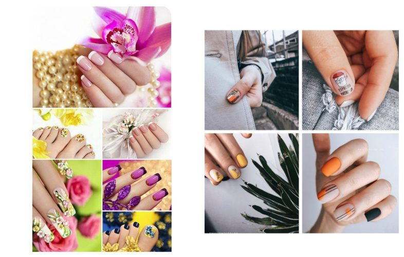 Стиль фотографий для Instagram