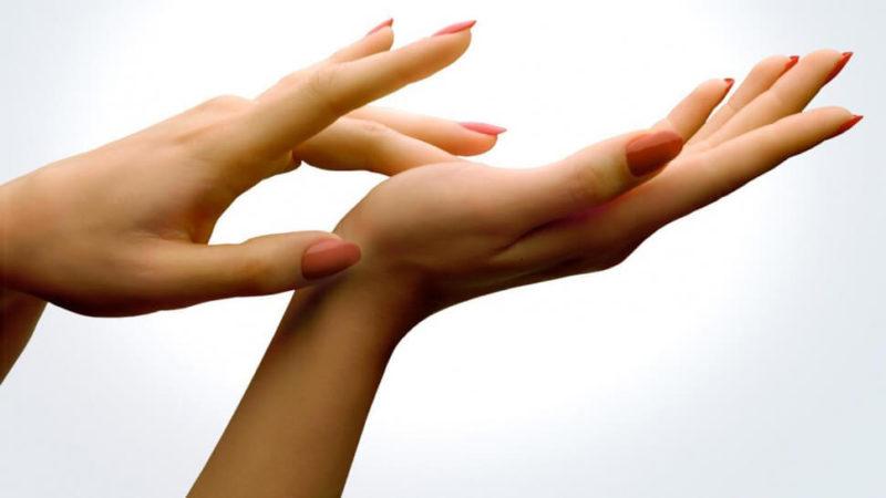 Инструкция по выполнению классического массажа рук