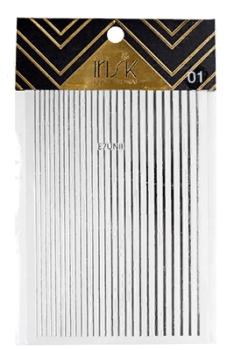 IRISK, Гибкая металлизированная лента №01
