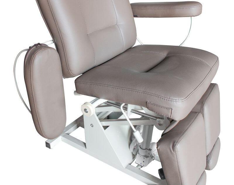 Гидравлическое кресло для педикюра