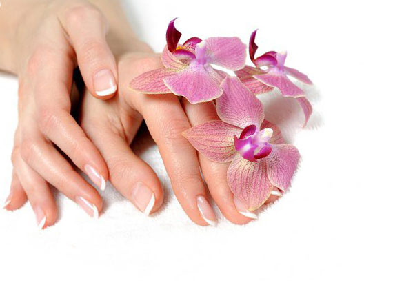 Профессиональное отбеливание ногтей