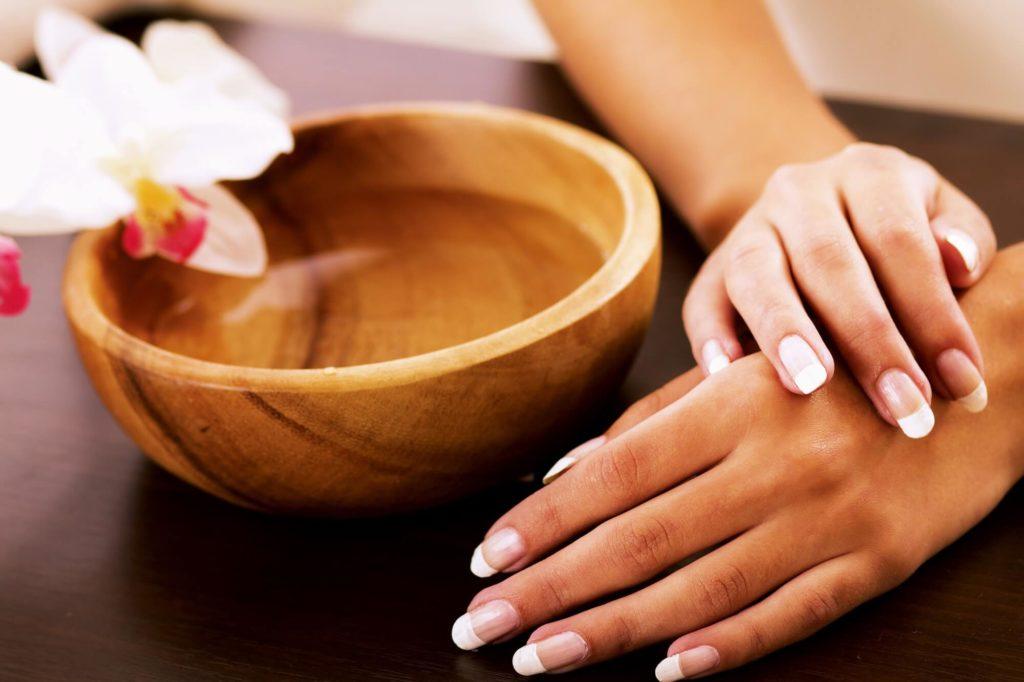 Как правильно делать ванночки для рук