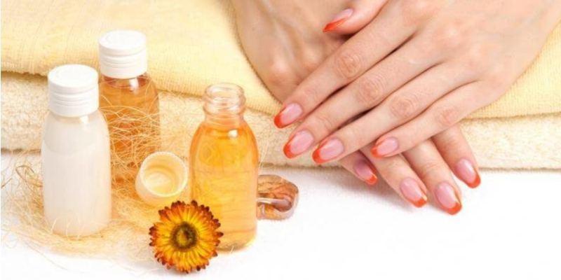 Как применяются лекарственные травы для ногтей