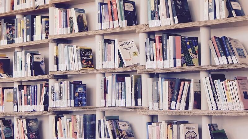 Как выбирать литературу