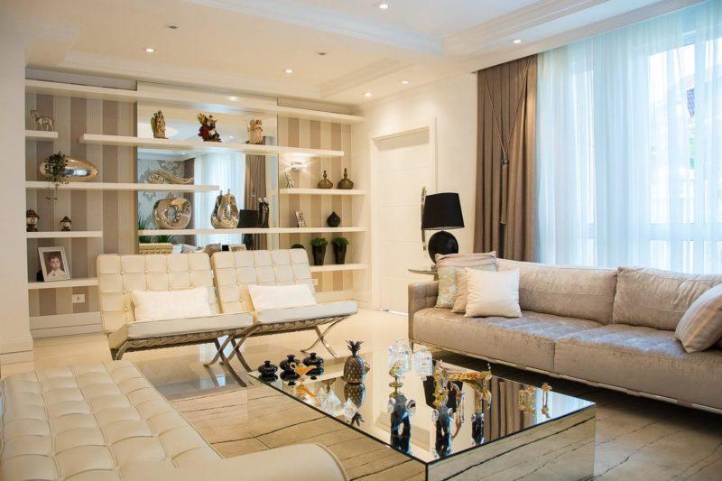 Как выбрать диван в салон красоты