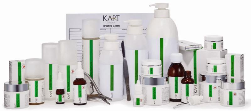 Средства от компании KART