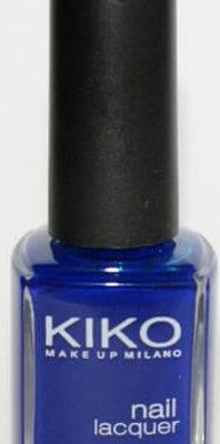 Лак Kiko