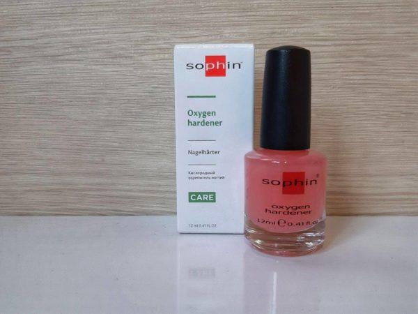 Oxygen hardener – Кислородный укрепитель ногтей