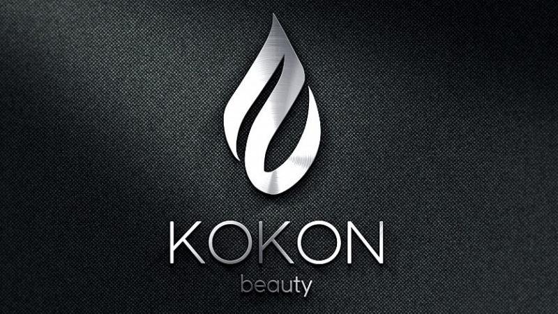 Логотип салона красоты Кокон