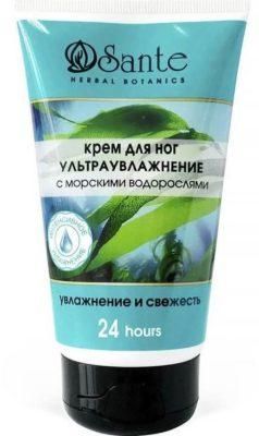 Крем Sante с морскими водорослями