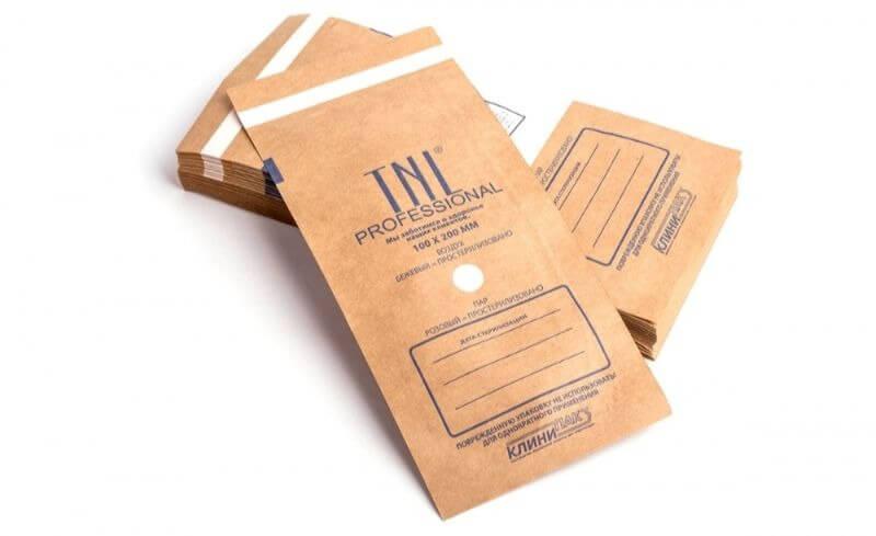 Крафт-пакет для сухожара