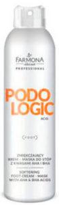 Крем маска для ног Farmona Podologic Acid