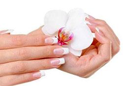 Крепкие и здоровые ногти