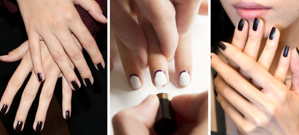 Как цветом маникюра скрыть недостатки ногтей