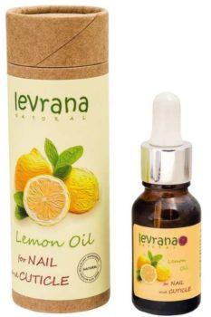 Масло от бренда Levrana «Lemon Oil»