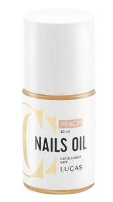 Lucas Nails Oil Масло для мужчин для ухода за ногтями