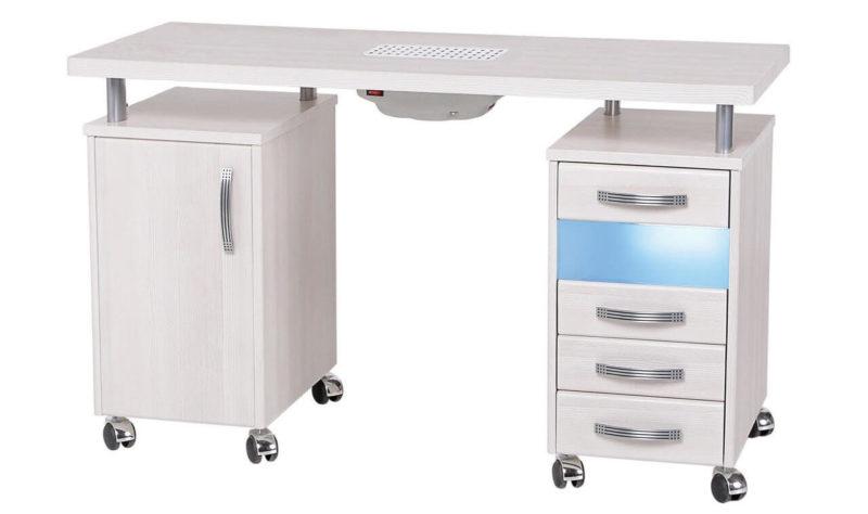 Маникюрный стол с вытяжкой - как выбрать