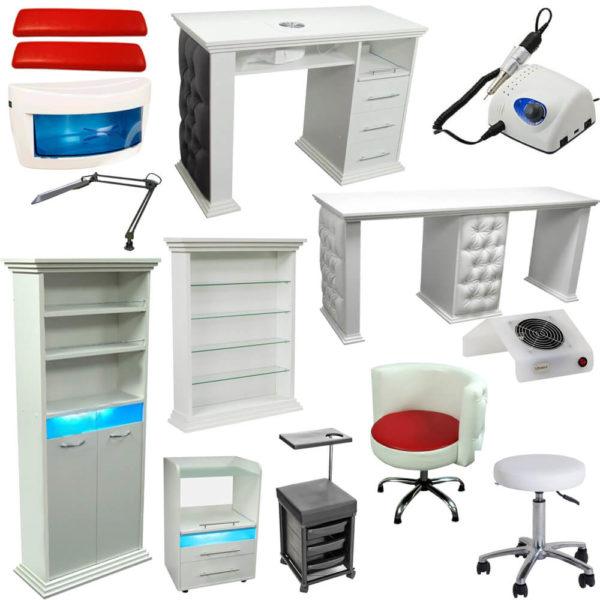Комплект мебели для маникюрного салона или студии