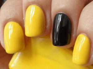 Сочетание желтого и черного