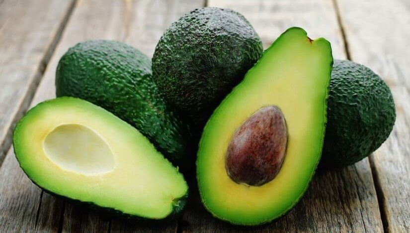Маска для увлажнения из авокадо
