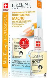 Масло для кутикулы Eveline Cosmetics Nail Therapy Professional