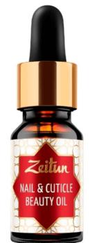 Натуральное масло для ногтей и кутикулы от бренда Zeitun