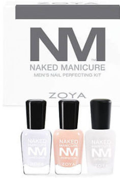 Zoya, набор Naked Manicure Men Kit