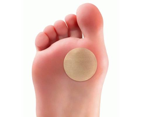 Крем для ног от натоптышей