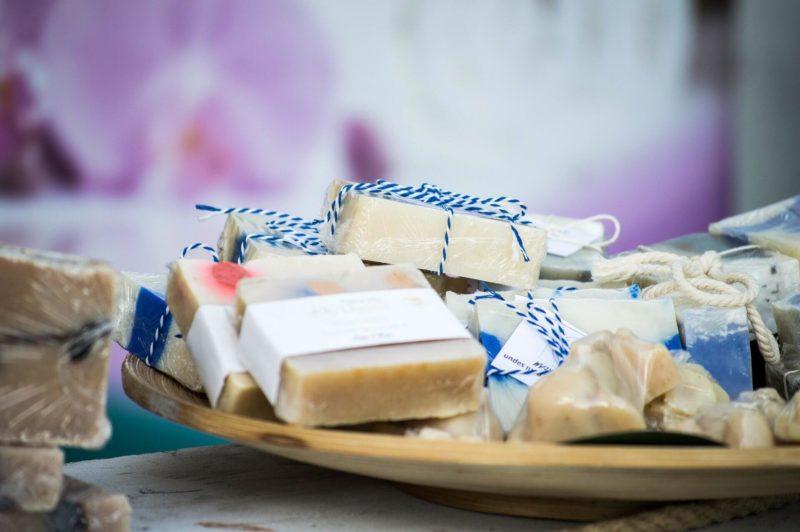 Особенности натурального мыла
