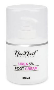 NeoNail Крем для ног с 5 процентов карбамида