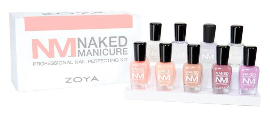 Система Naked Manicure от Zoya