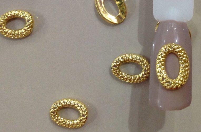 Объемные наклейки для дизайна жидкие камни