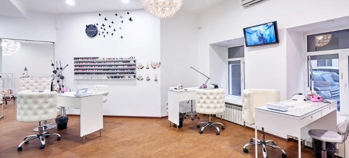 Обустройство помещения для маникюрного салона санпин