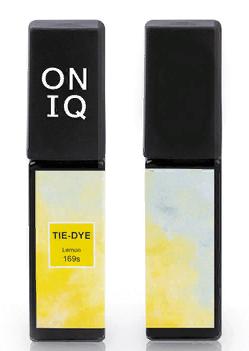 Желтый - ONIQ, №169s, Lemon