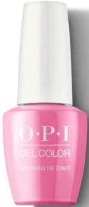 Гель-лак OPI розовый