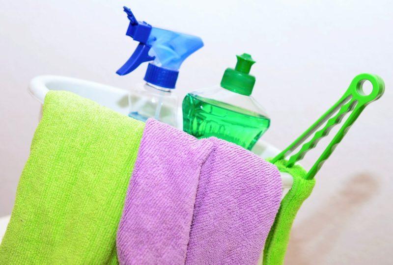 Распространенные ошибки при уборке