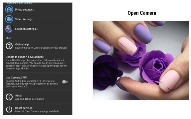 Программы для фотографирования с телефона