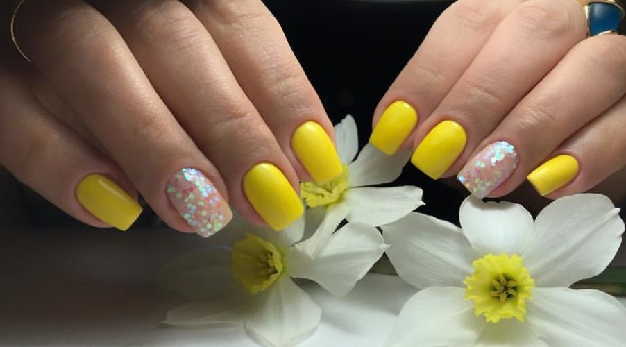 Освещение для фотографии ногтей
