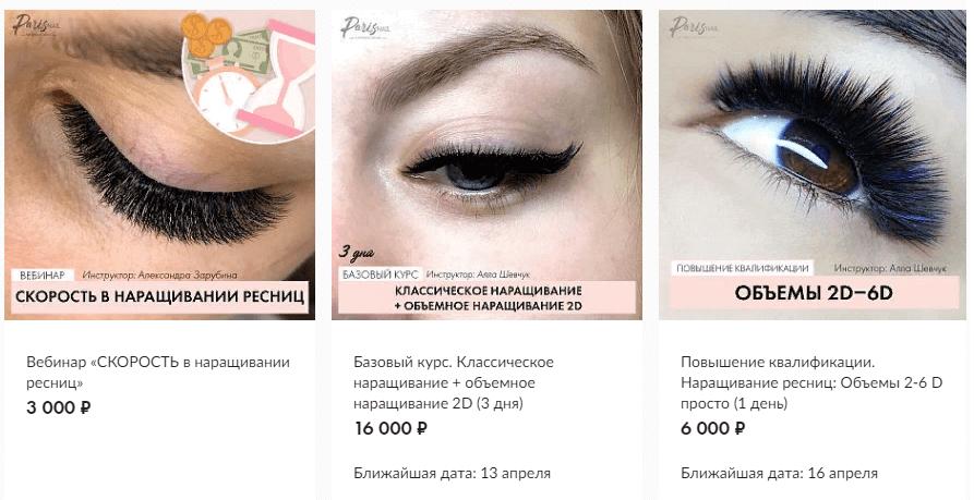 Курсы Patrisa Nail, Санкт-Петербург