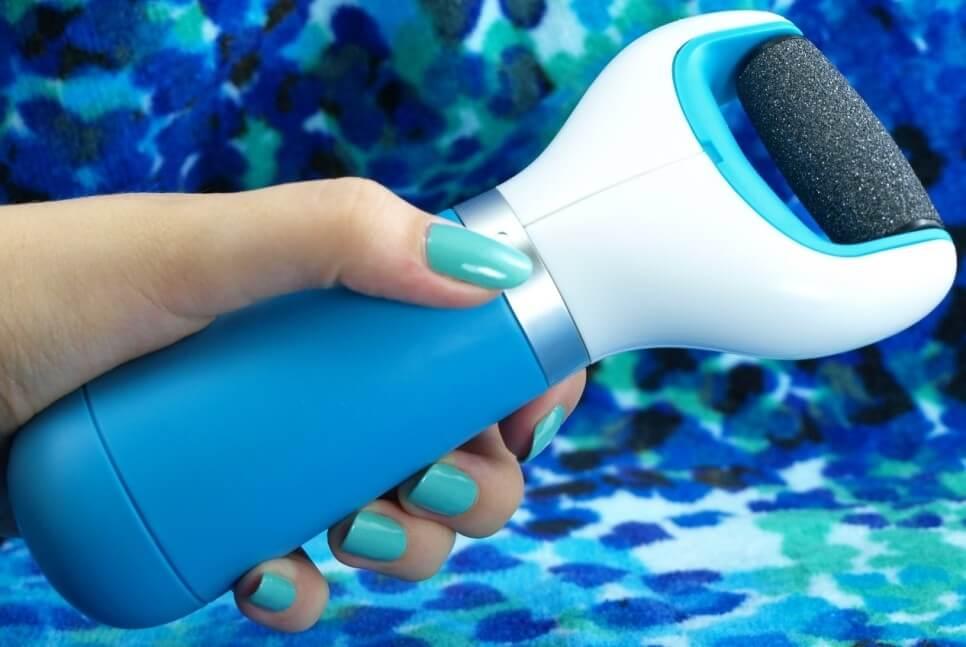 Как правильно пользоваться электрической пилкой для кожи стоп и пяток Scholl