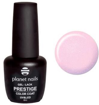 Planet Nails №516 с мелкими голубоватыми блестками