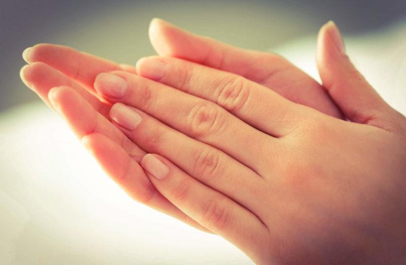 Характер по длине пальцев