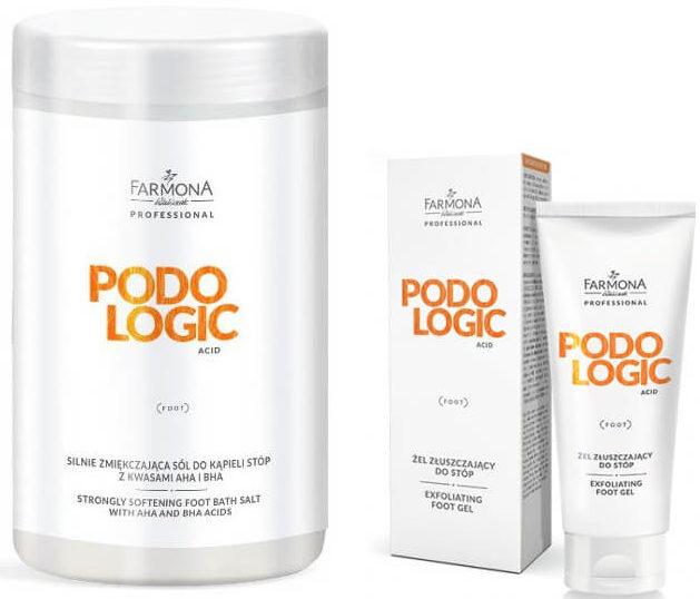 Farmona Podologic Acid серия с фруктовыми кислотами