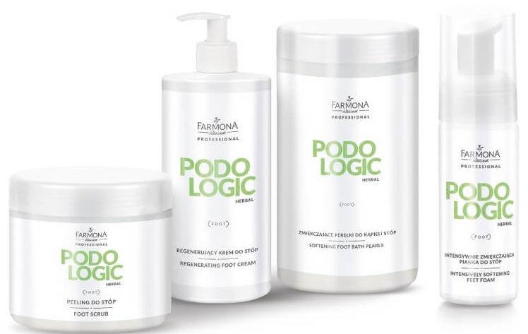 Увлажняющая линейка Podologic Herbal Farmona обзор